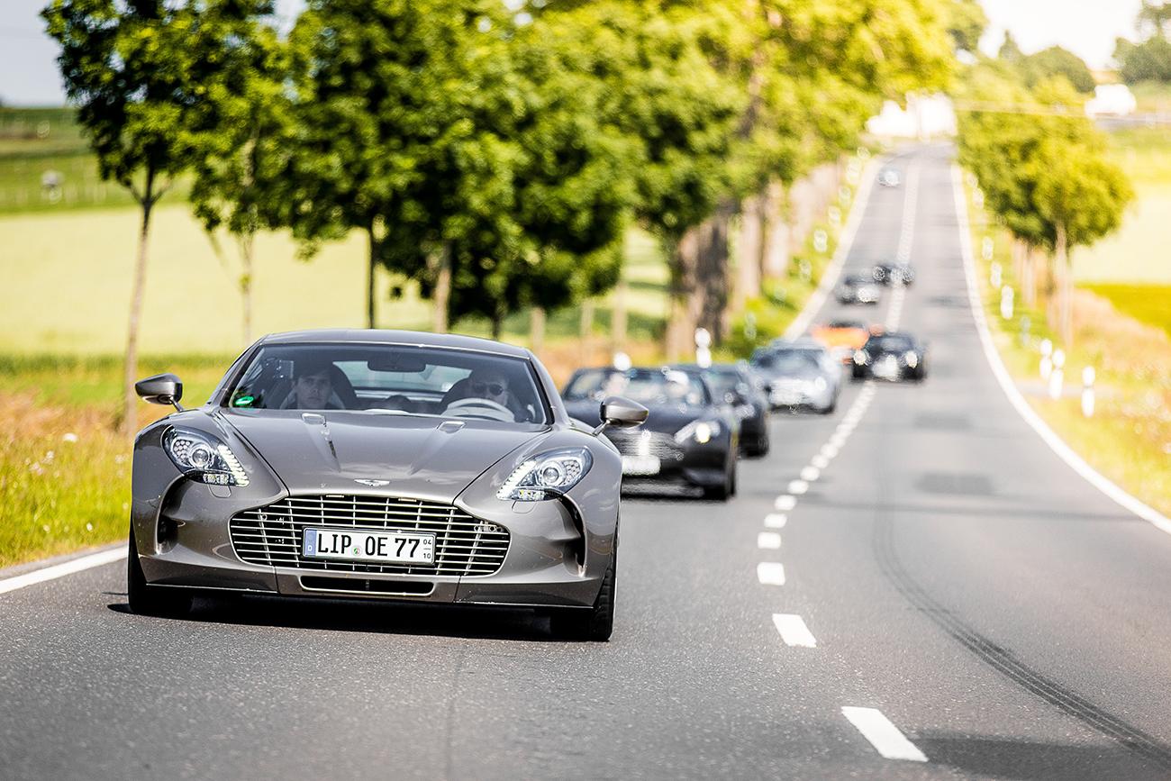 The Aston Martin Magazine - Napleton aston martin