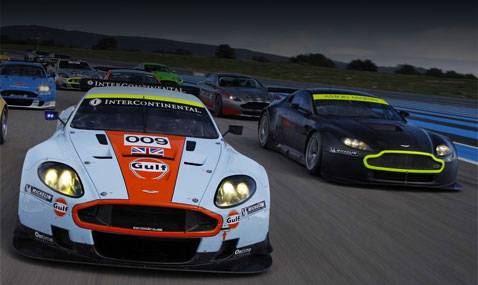 Aston Martin Race Cars Aston Martin