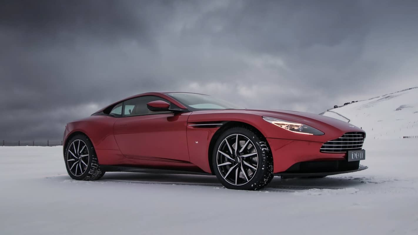 aston martin db11 | home