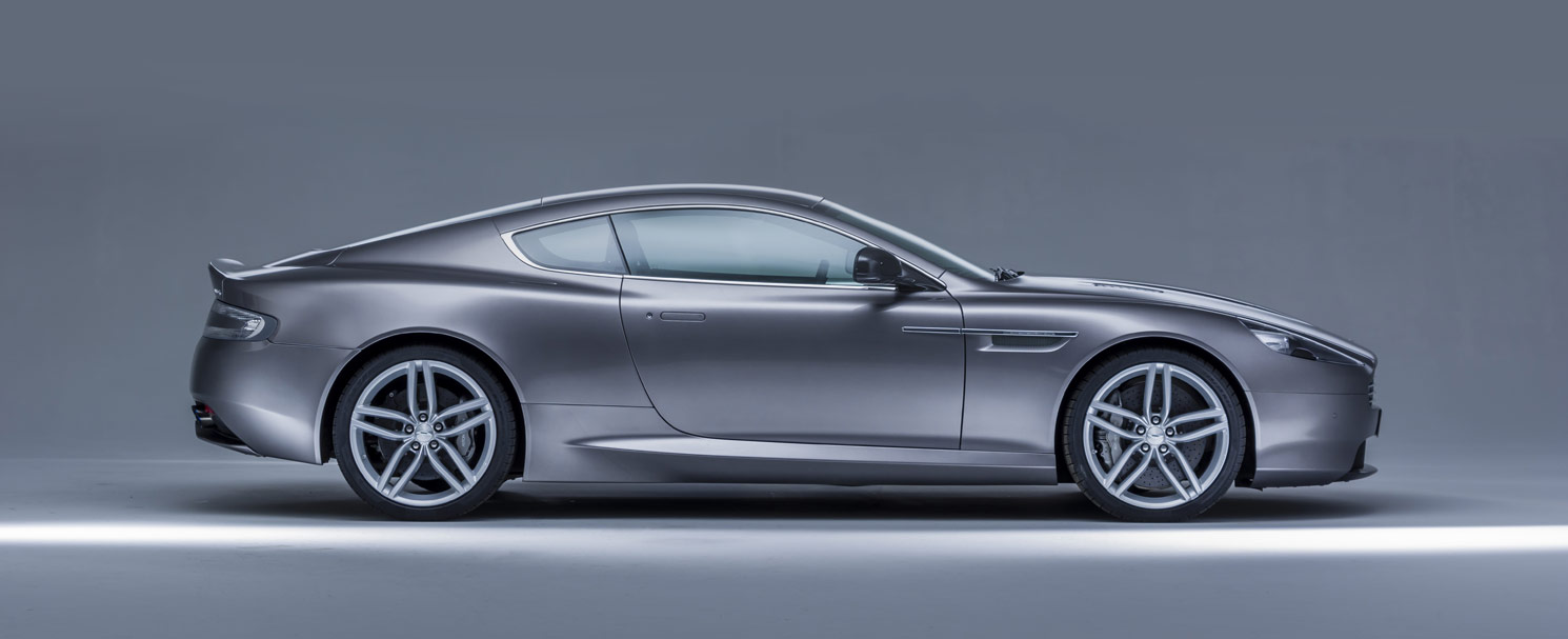 The New DB9