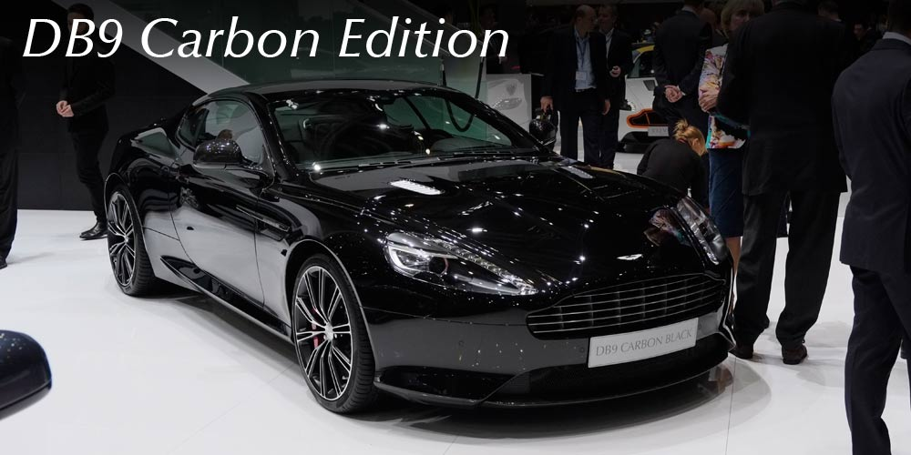 Aston Martin Vanquish Red Interior