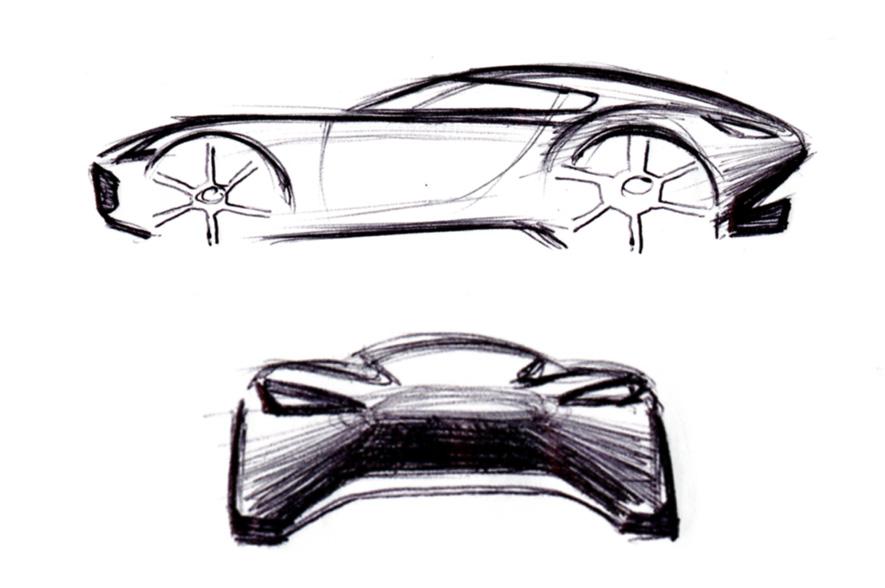 阿斯顿马丁所制造的最独特的车型:阿斯顿马丁V12 Zagato