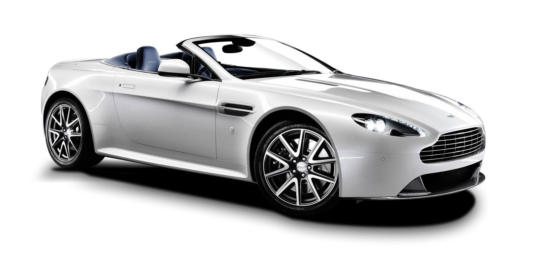V8 Vantage S Design