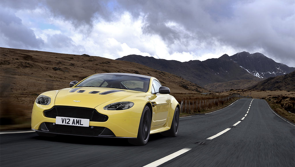 Aston Martin Models >> Models