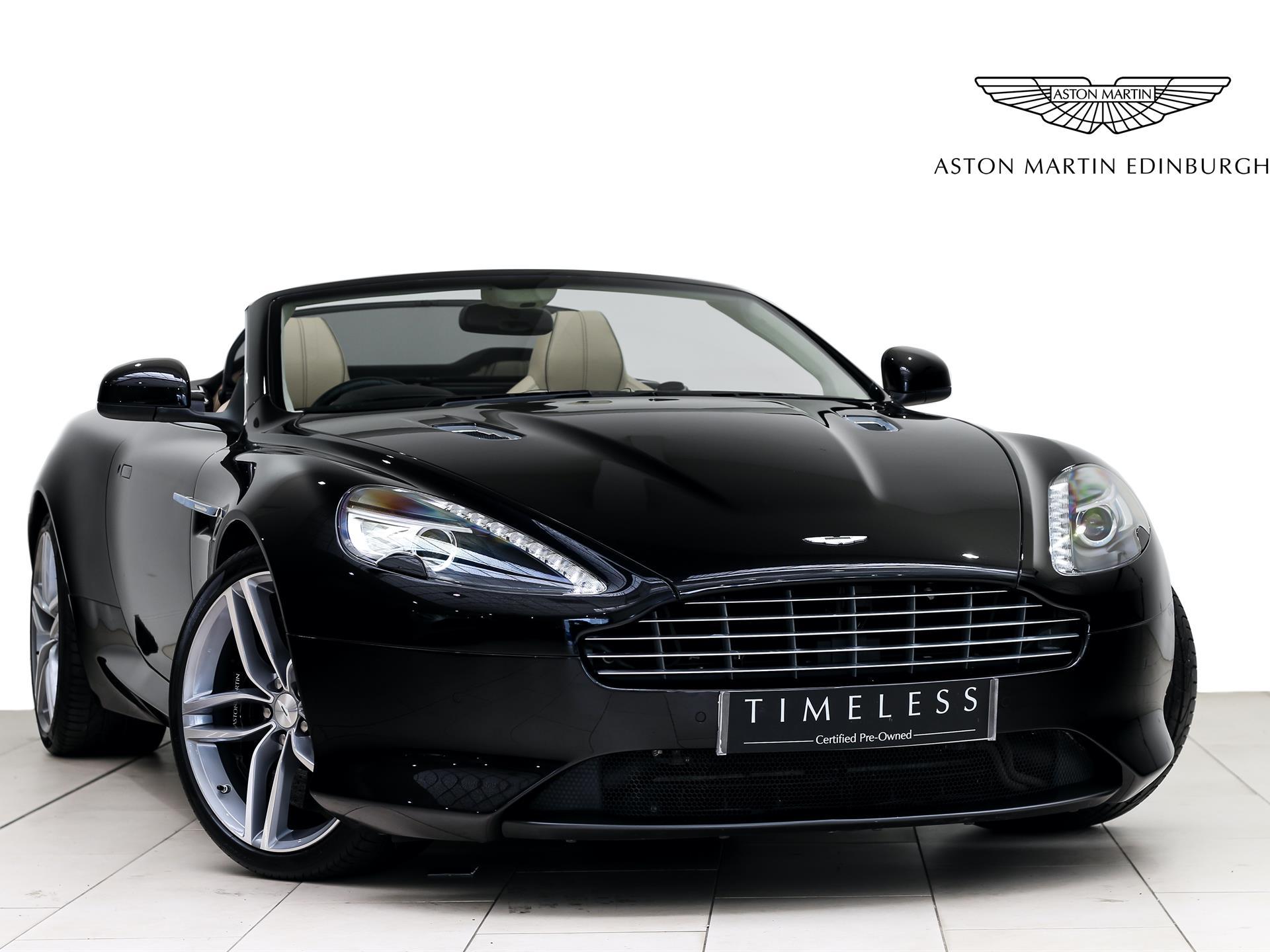 Aston Martin Lagonda - Pre-Owned & Used Aston Martins - Car Details on