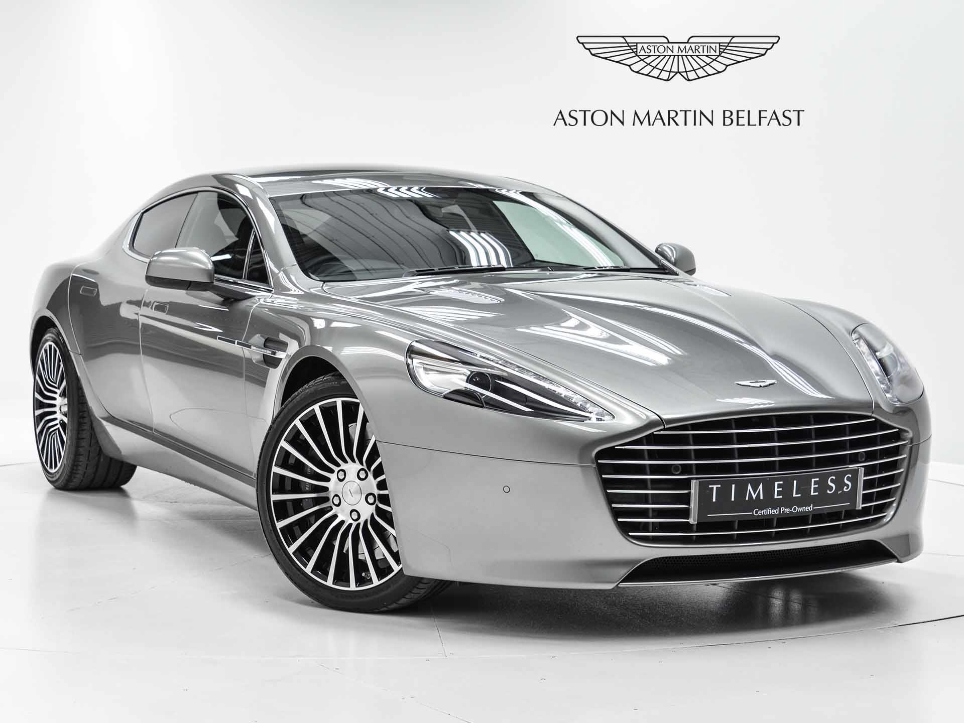 pre-owned   aston martin belfast - official aston martin dealer