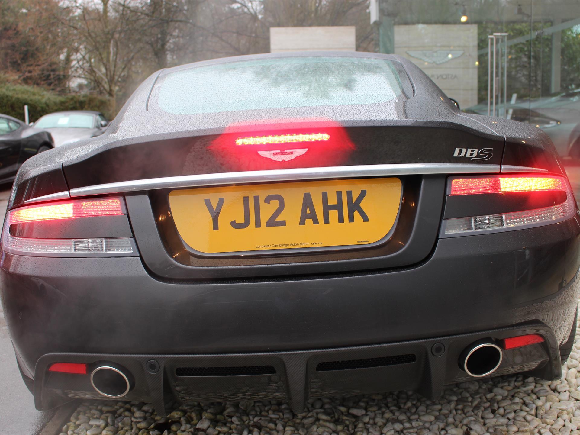 Aston Martin Lagonda - Pre-Owned & Used Aston Martins - Car Details