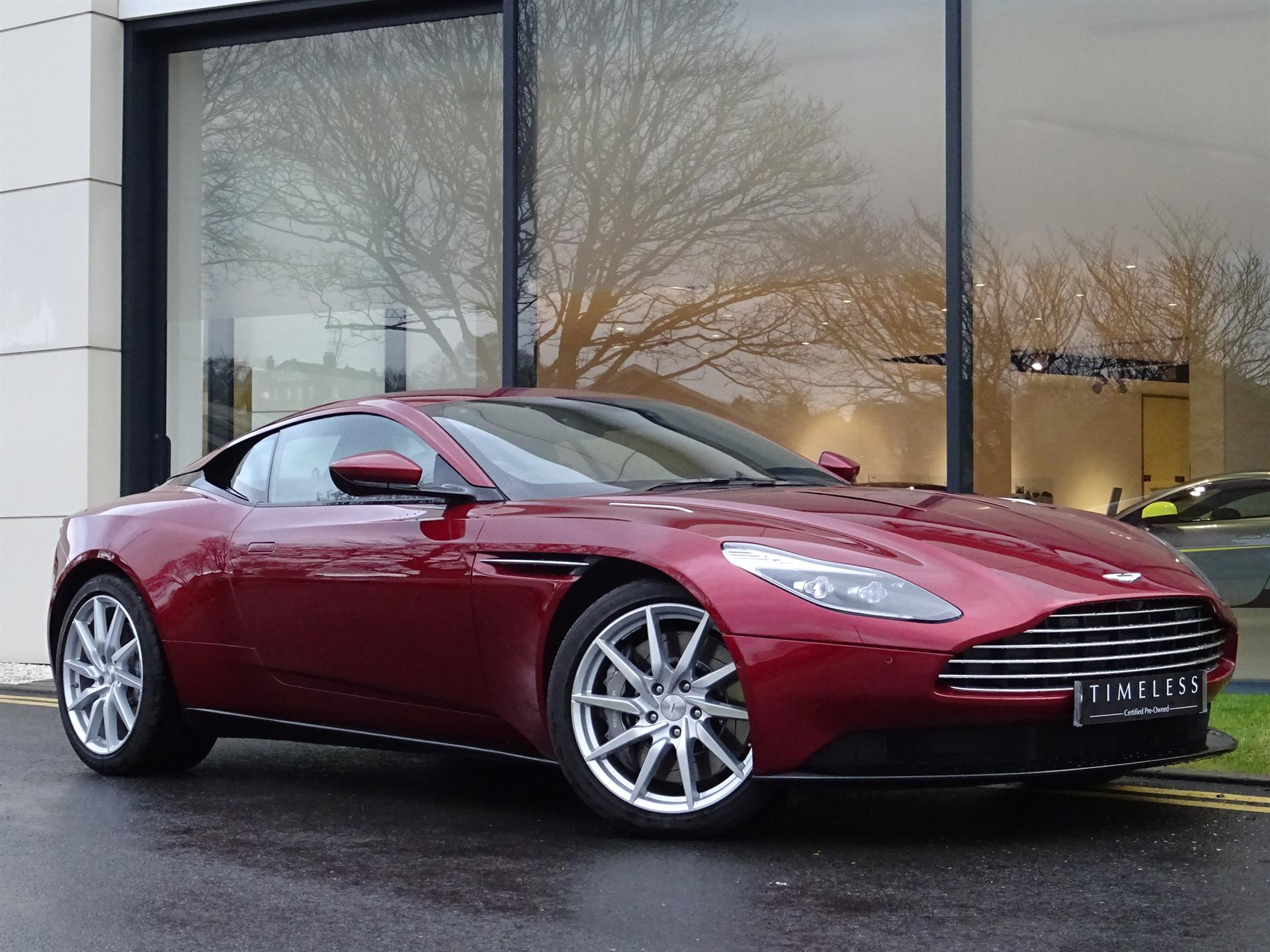 aston martin lagonda pre owned used aston martins car details db11 coupe jct600. Black Bedroom Furniture Sets. Home Design Ideas