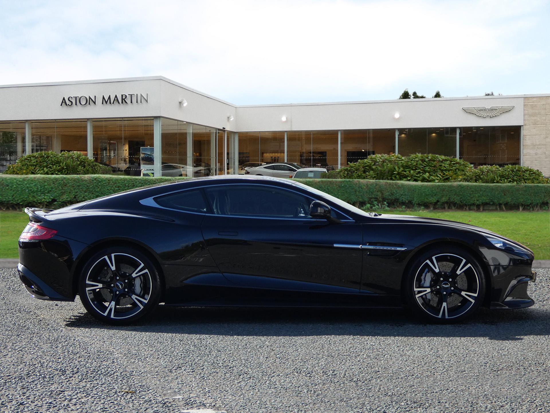 Aston Martin Lagonda   Pre Owned U0026 Used Aston Martins   Car Details    Vanquish S Coupe   MK17FKO