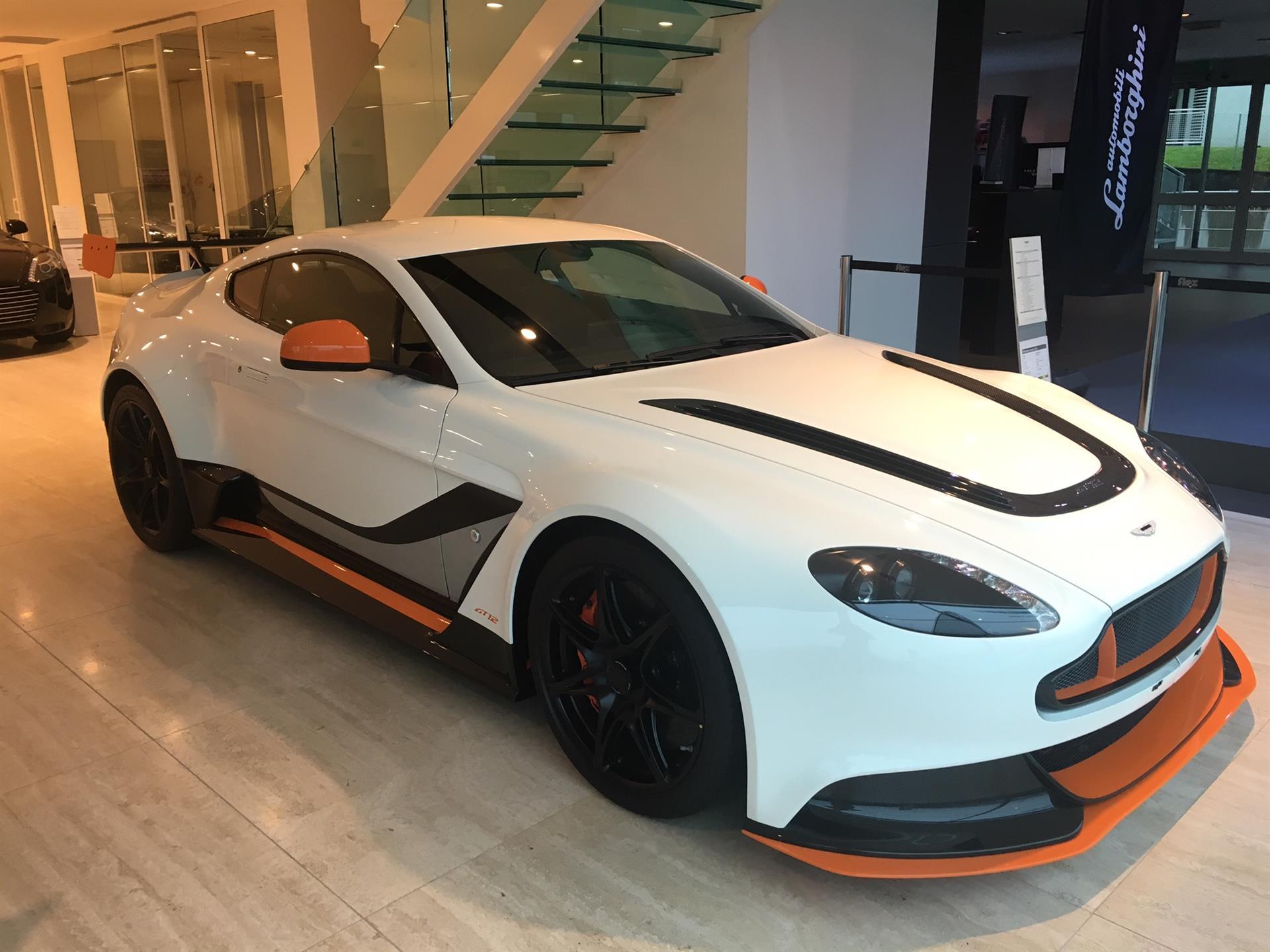 PreOwned Aston Martin Cadenazzo Official Aston Martin Dealer - Aston martin preowned