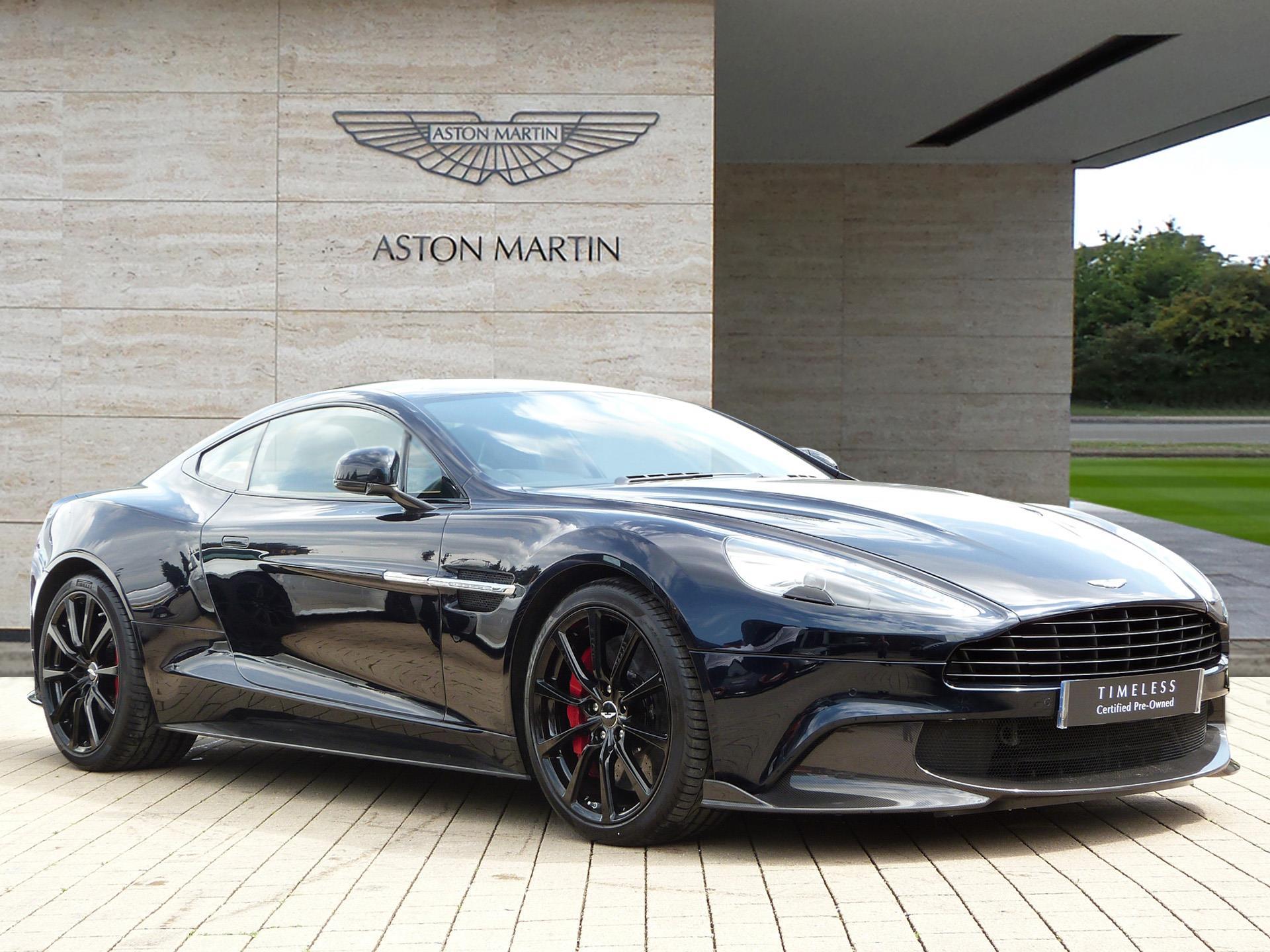 Aston Martin Lagonda PreOwned Used Aston Martins Car Details - Certified pre owned aston martin